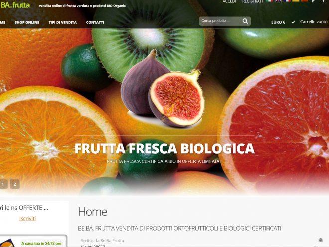 Beba frutta