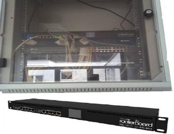 Installazione router mikrotic